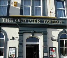 Old Pier Tavern Burnham On Sea